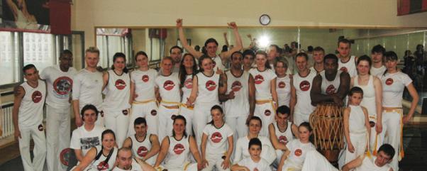 III Международный семинар Contre Mestre Bola